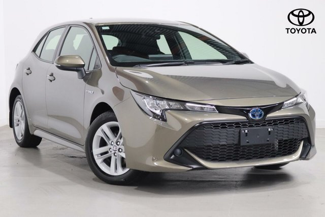 Used Toyota Corolla Ascent Sport E-CVT Hybrid, Northbridge, 2019 Toyota Corolla Ascent Sport E-CVT Hybrid Hatchback