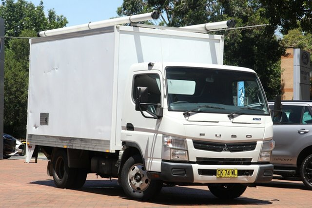 Used Fuso Canter, Artarmon, 2015 Fuso Canter Cab Chassis
