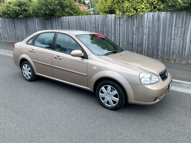 Used Holden Viva, North Hobart, 2007 Holden Viva Sedan