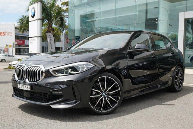 Used BMW 118i M Sport, Brookvale, 2020 BMW 118i M Sport Hatchback