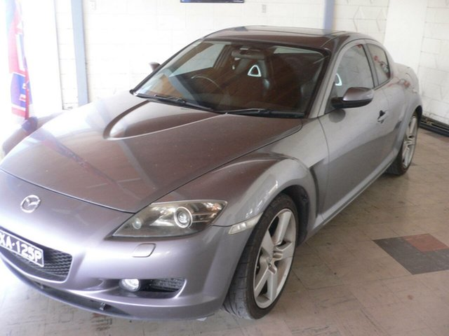 Used Mazda RX-8, St Marys, 2004 Mazda RX-8 Coupe