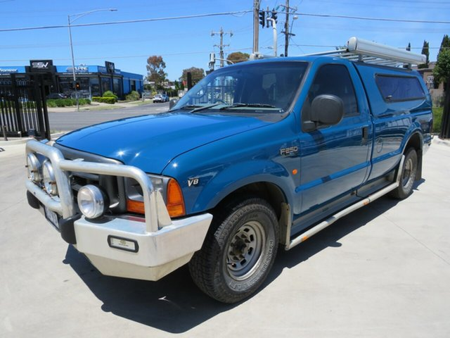 Used Ford F250, Thomastown, 2001 Ford F250 Utility