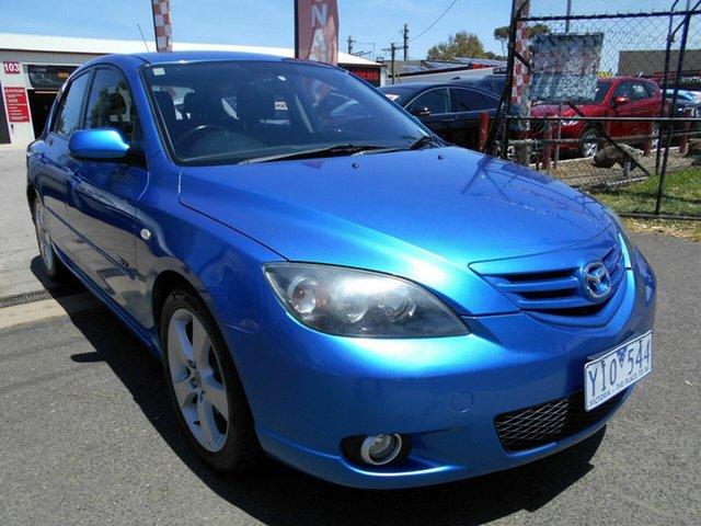 Discounted Used Mazda 3 SP23, Werribee, 2005 Mazda 3 SP23 Hatchback