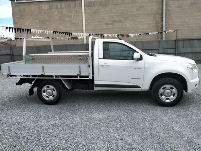 Used Holden Colorado LX (4x2), Klemzig, 2013 Holden Colorado LX (4x2) Cab Chassis