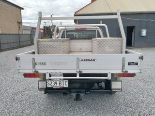 2013 Holden Colorado LX (4x2) Cab Chassis.