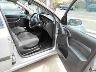 2002 Ford Focus Zetec Hatchback.