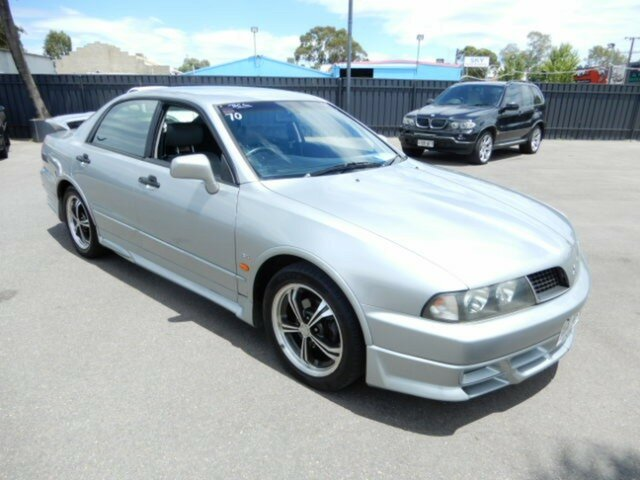 Used Mitsubishi Magna VR-X Limited Edition, Enfield, 2001 Mitsubishi Magna VR-X Limited Edition Sedan