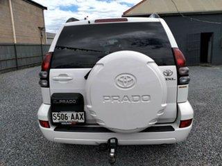 2007 Toyota Landcruiser Prado GXL (4x4) Wagon.