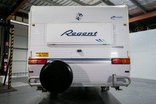 2009 Caravan Regent Cruiser SE Series 3 Caravan.