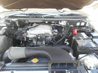 2003 Mitsubishi Pajero Exceed LWB (4x4) Wagon.