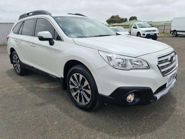 Used Subaru Outback 2.5i CVT AWD, Warrnambool East, 2017 Subaru Outback 2.5i CVT AWD Wagon