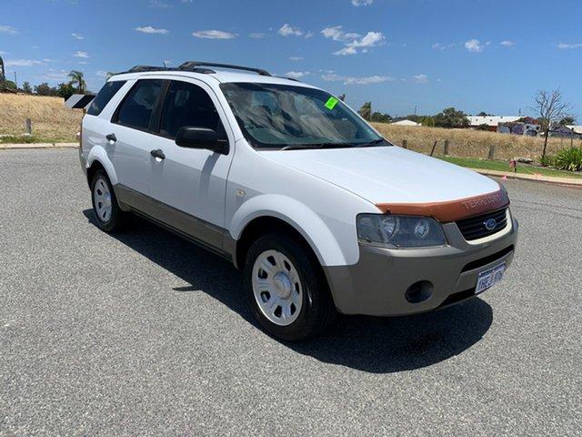 Used Ford Territory TX (4x4), Wangara, 2008 Ford Territory TX (4x4) Wagon