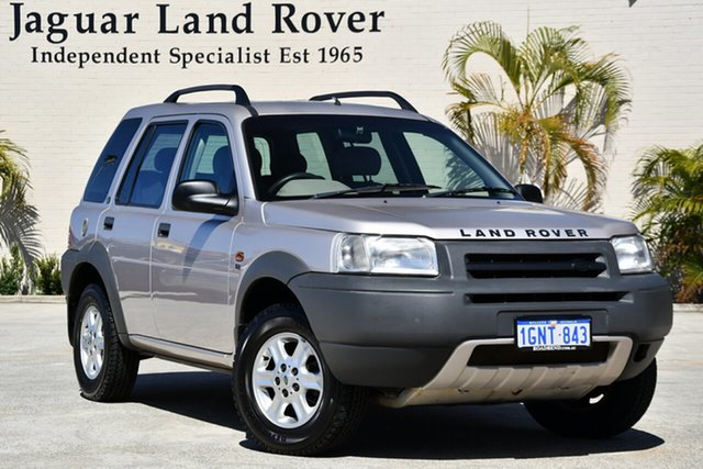 Used Land Rover Freelander SE, Welshpool, 2001 Land Rover Freelander SE Wagon