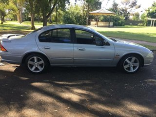 1999 Ford Falcon XR6 VCT Sedan.