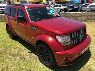 2010 Dodge Nitro SXT Wagon.