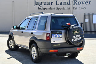 2001 Land Rover Freelander SE Wagon.