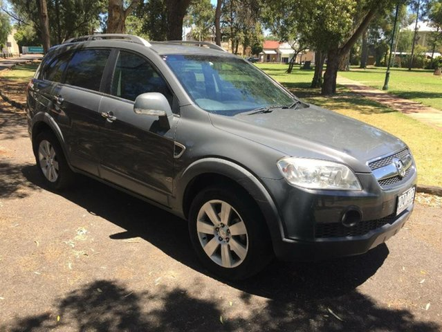 Used Holden Captiva LX (4x4), Prospect, 2010 Holden Captiva LX (4x4) Wagon