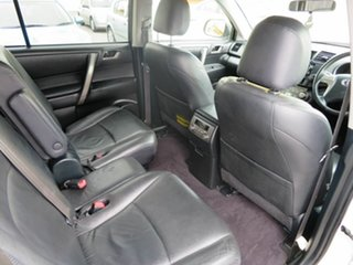 2008 Toyota Kluger KX-S (FWD) Wagon.