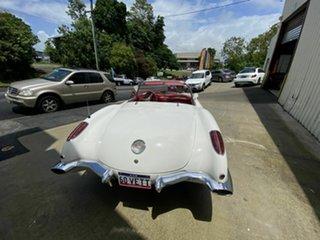 1960 Chevrolet Corvette Roadster.
