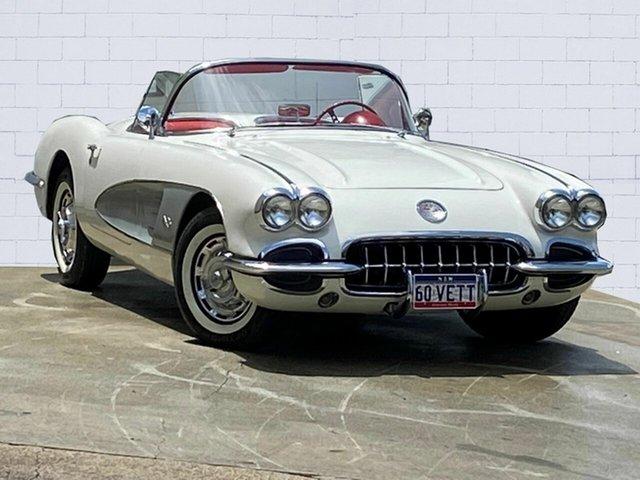 Used Chevrolet Corvette, Moorooka, 1960 Chevrolet Corvette Roadster