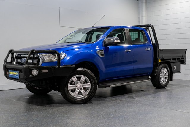Used Ford Ranger XLT 3.2 (4x4), Slacks Creek, 2015 Ford Ranger XLT 3.2 (4x4) Double Cab Pick Up
