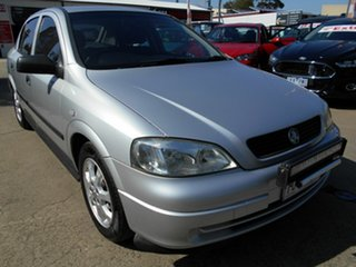 2005 Holden Astra Classic Hatchback.