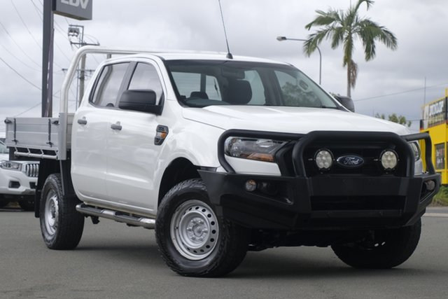 Used Ford Ranger XL, Rocklea, 2016 Ford Ranger XL Cab Chassis
