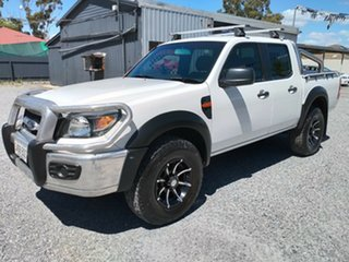 2011 Ford Ranger XL (4x4) Dual Cab Chassis.