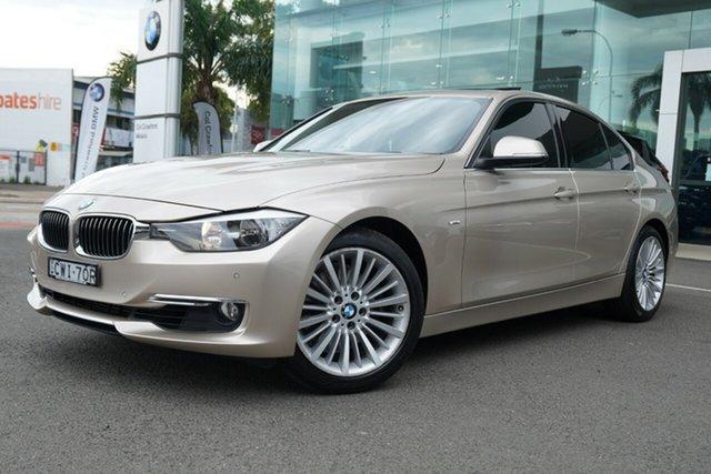 Used BMW 328i Luxury Line, Brookvale, 2014 BMW 328i Luxury Line Sedan