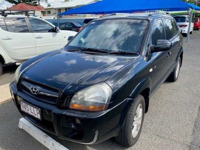 Used Hyundai Tucson City SX, North Rockhampton, 2009 Hyundai Tucson City SX Wagon