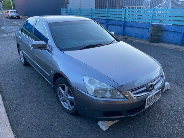 Used Honda Accord VTi, North Rockhampton, 2005 Honda Accord VTi Sedan