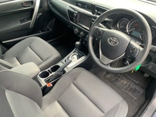 2015 Toyota Corolla Sedan Sedan.