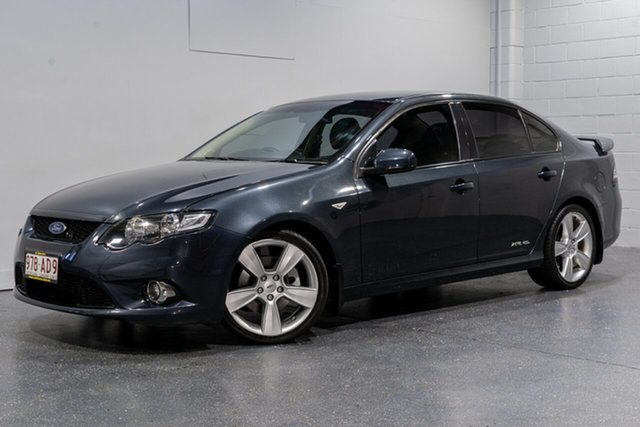 Used Ford Falcon XR6T, Slacks Creek, 2011 Ford Falcon XR6T Sedan