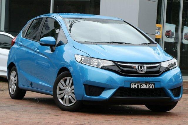 Used Honda Jazz VTi, Artarmon, 2014 Honda Jazz VTi Hatchback