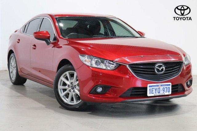 Used Mazda 6 Sport SKYACTIV-Drive, Northbridge, 2015 Mazda 6 Sport SKYACTIV-Drive Sedan