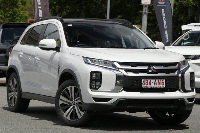 Demonstrator, Demo, Near New Mitsubishi ASX, Toowong, 2020 Mitsubishi ASX Wagon