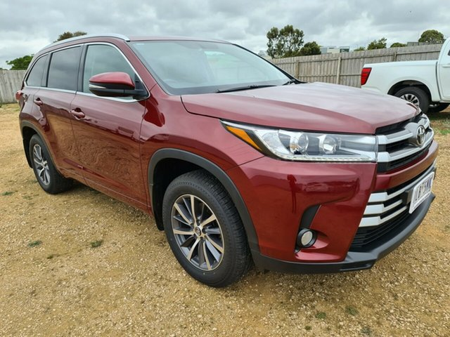 Used Toyota Kluger GXL 2WD, Warrnambool East, 2017 Toyota Kluger GXL 2WD Wagon