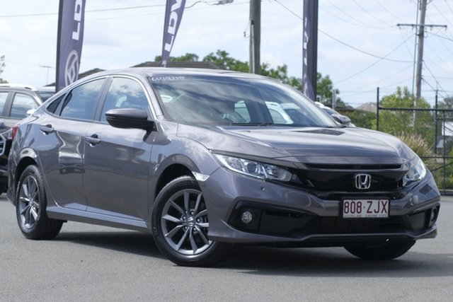 Used Honda Civic VTi-S, Rocklea, 2019 Honda Civic VTi-S Sedan