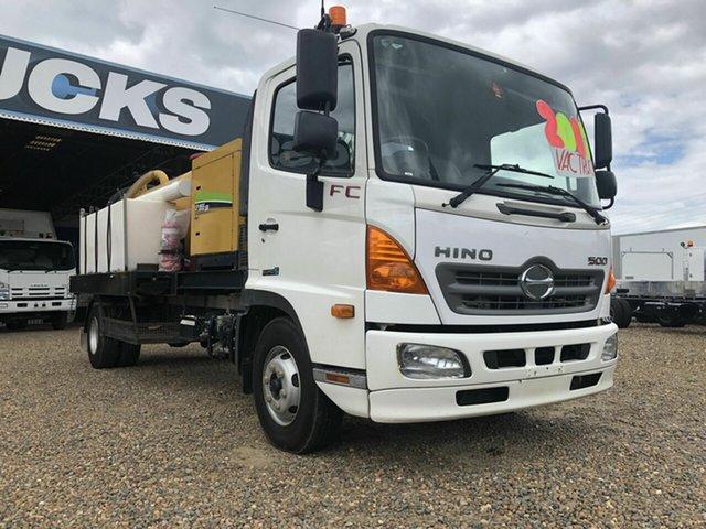Used Hino FC, Rocklea, 2017 Hino FC Tray Truck
