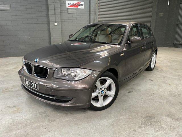 Used BMW 1 Series 120i, Cranbourne, 2008 BMW 1 Series 120i Hatchback