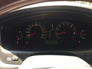 2002 Mitsubishi Verada GT-V Sedan.