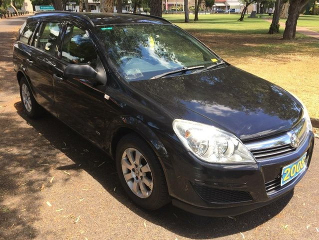 Used Holden Astra CD, Prospect, 2008 Holden Astra CD Wagon
