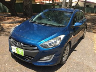 2013 Hyundai i30 Active Hatchback.