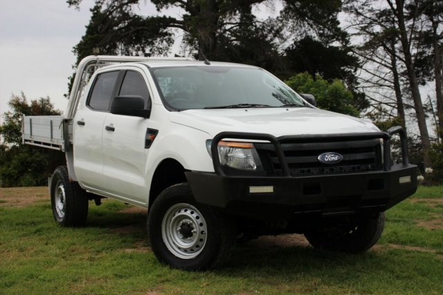 Used Ford Ranger XL, Officer, 2013 Ford Ranger XL Cab Chassis