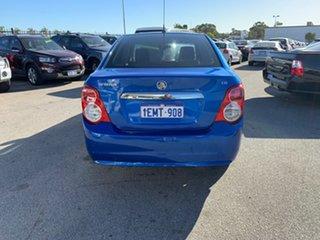 2014 Holden Barina CD Sedan.