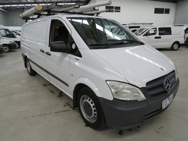 Used Mercedes-Benz Vito LWB, Thomastown, 2014 Mercedes-Benz Vito LWB Van