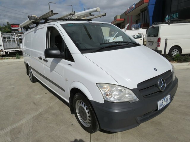 Used Mercedes-Benz Vito, Thomastown, 2013 Mercedes-Benz Vito Van