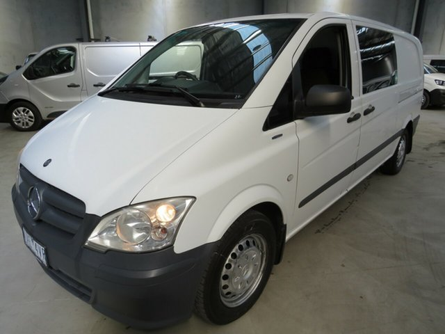 Used Mercedes-Benz Vito, Thomastown, 2012 Mercedes-Benz Vito Van