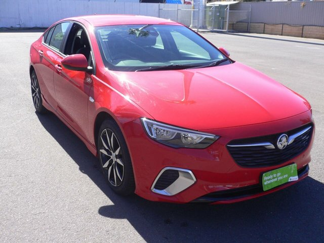 Used Holden Commodore RS Liftback, St Marys, 2018 Holden Commodore RS Liftback Liftback