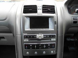 2006 Ford Territory Ghia (4x4) Wagon.
